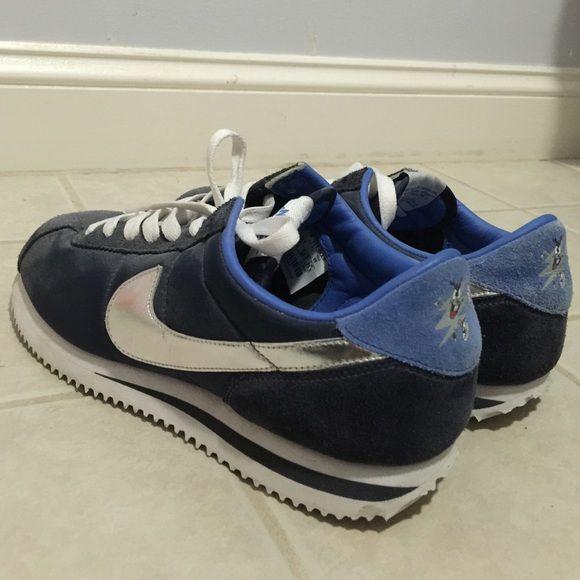 buy popular b36cb f5f10 Nike running man limited edition Cortez Blue limited edition ...