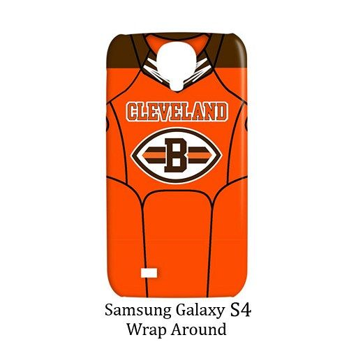 Cleveland Browns Style Jersey 2 Case for Samsung Galaxy S4