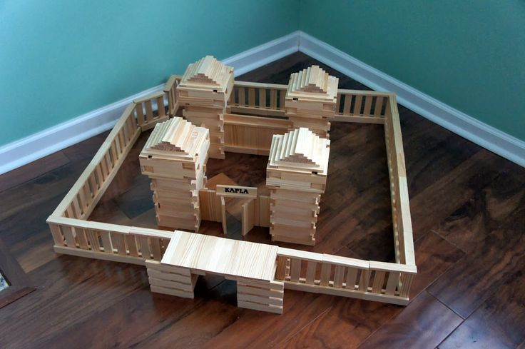 History: have students make a fort out of KEVA. Talk through the strategy of how the fort is built, or how forts changed over time. Use props or planks to add geographical elements, like a fort on a hill (or built into a hill) or by a river. Recreate the battle using planks or soldier figurines to represent troop movement.