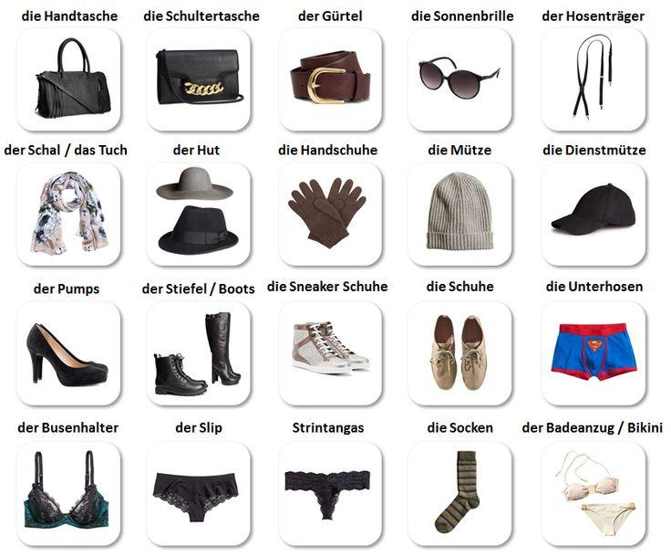 Kleidung & accessoires