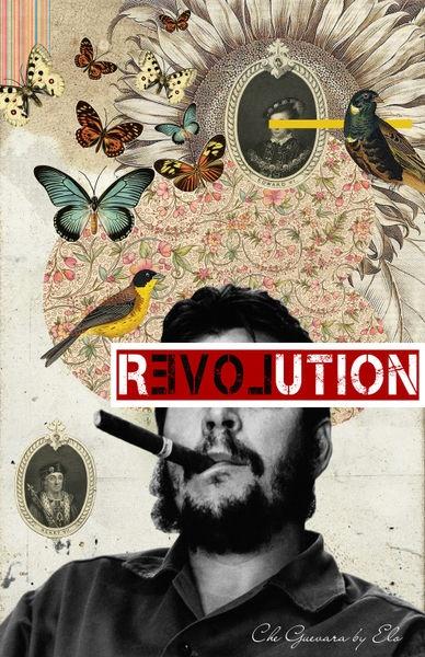 Ché Guevara, by Elo Designer