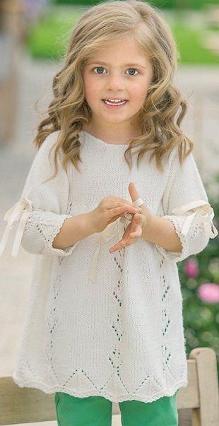 Туника для девочки спицами: Дневник группы «ВЯЖЕМ ПО ОПИСАНИЮ»: Группы - женская социальная сеть myJulia.ru