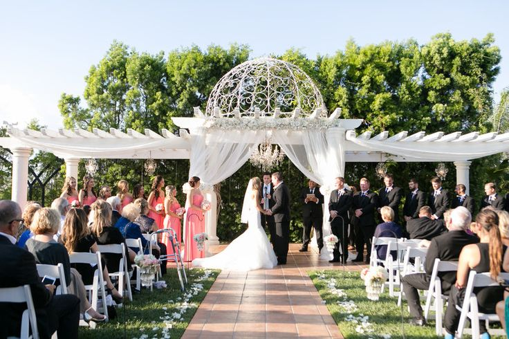 21 Best Orange County Outdoor Weddings Images On Pinterest