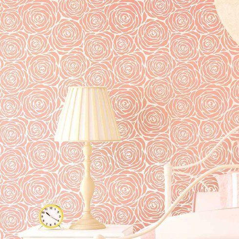Find this Pin and more on Girl s Room Stencils   Decor by cestencils. Best 25  Wall stencil patterns ideas on Pinterest   Wall