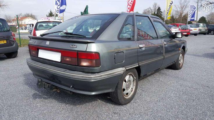 Renault 21 2.1l turbo diesel phase 2 800€