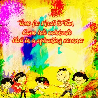 Download Happy Holi 2014 Cards | Holi Greeting cards | Holi ecards!