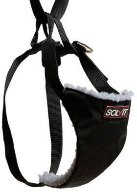 Solvit Extra Large Economy Car Safety Dog Harness in Black #affiliate