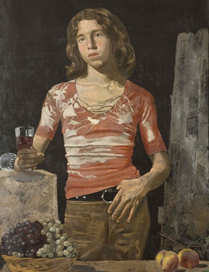 #Tsarouchis, is regarded as one of the greatest #Greek painters of the 20th century.