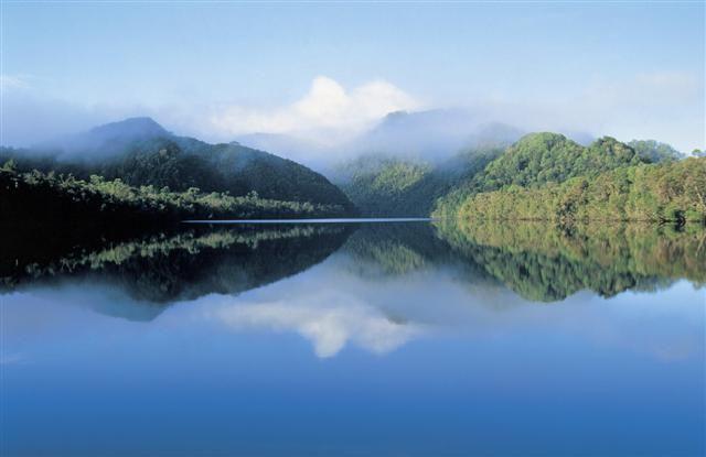 Gordon River West Coast Tasmania