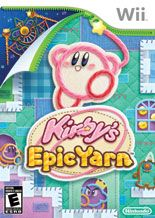 Boxshot: Kirby's Epic Yarn by Nintendo of America