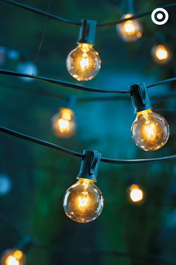 Best String Lights Outdoor : 25+ Best Ideas about String Lights Outdoor on Pinterest Outdoor patio lighting, Patio lighting ...