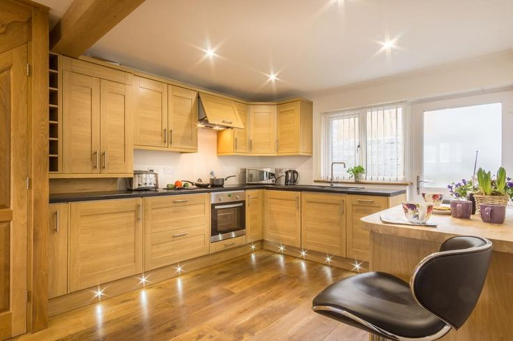 Great kitchen at Trevone in Pembrokeshire :)