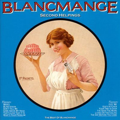 Blancmange - Second Helpings 1982-1985