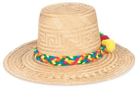 Yosuzi Suki straw hat