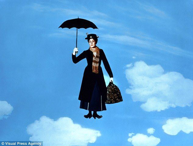 We all strive to be perfect in every way like Mary Poppins. But perfectionism has a dark side - making us work until we drop or paralysing us with fear