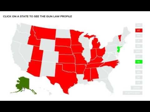 New Jersey Gun Laws