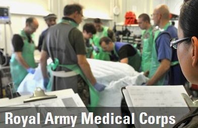 Royal Army Medical Corps - British Army Website