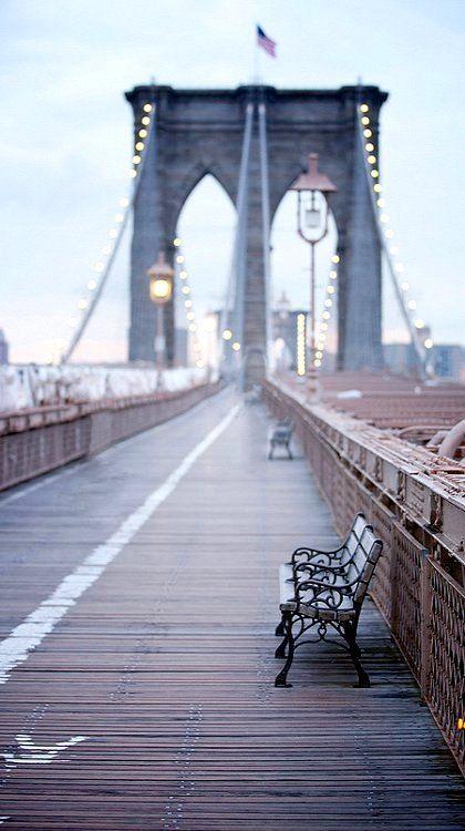 25 Free Things To Do In NYC - Brooklyn Bridge