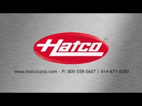 Hatco Water Heater Booster