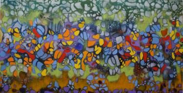 """Saatchi Art Artist Francoise Issaly; Painting, """"The Origin of Forms II"""" #art"""