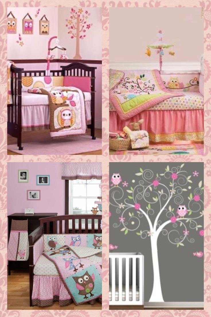 Baby Owl Bedroom Set: 1000+ Images About Owl Baby Crib Bedding On Pinterest