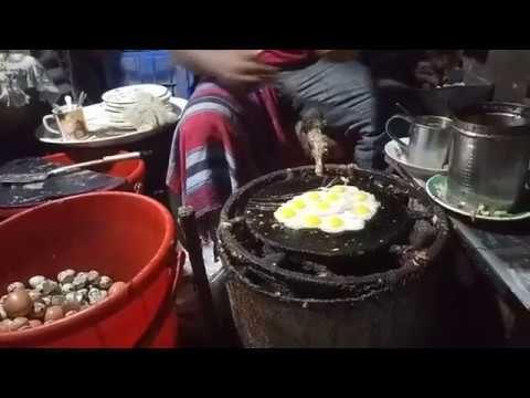 quail_eggs_Omelette_recipe Indian Street Food Video Street Food