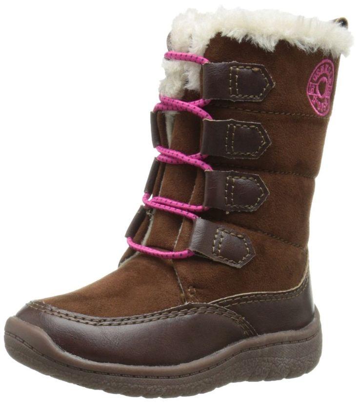 SOLD! Girls OshKosh B'Gosh Nessa G Winter Boot (Toddler