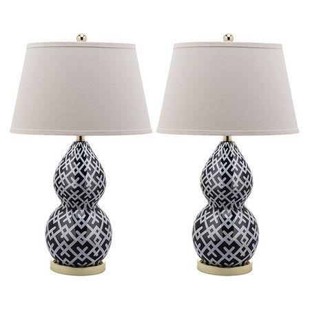 fretwork lamps