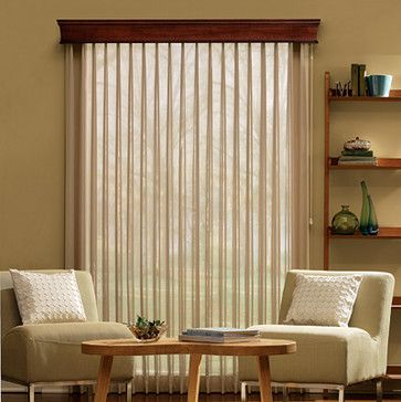 Bali Sheer Enchantment Soft Vertical Blinds contemporary-vertical-blinds