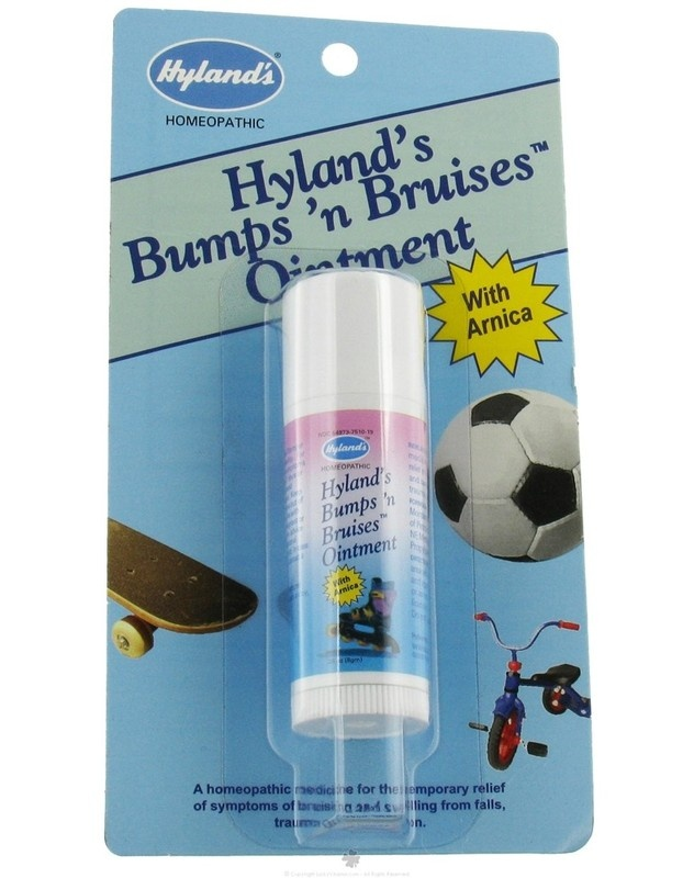 Hyland's Bumps 'n Bruises Ointment with Arnica