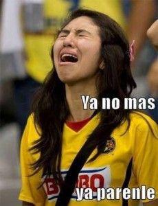 Post que te pueden interesarMemes de la fecha 13 se ensañan con Pumas, Chivas y Cruz AzulFOTOGALERÍA: Así son los gestos de una mujer cuando tiene un orgasmoLos memes del título de Chile en Copa AméricaLos memes de los golpes de 'El Piojo' a Christian MartinoliLos memes de la derrota de AméricaBalean a […]