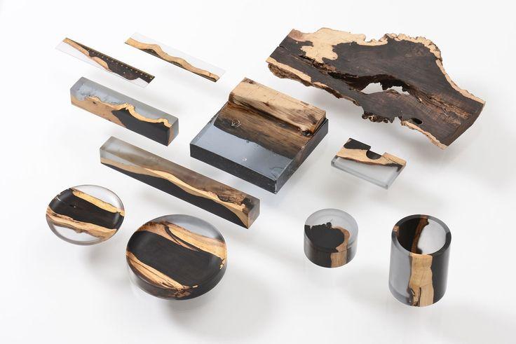 Les 25 meilleures id es de la cat gorie meubles en bois fonc sur pinterest mobilier sombre Creation bois objet pratique esthetique