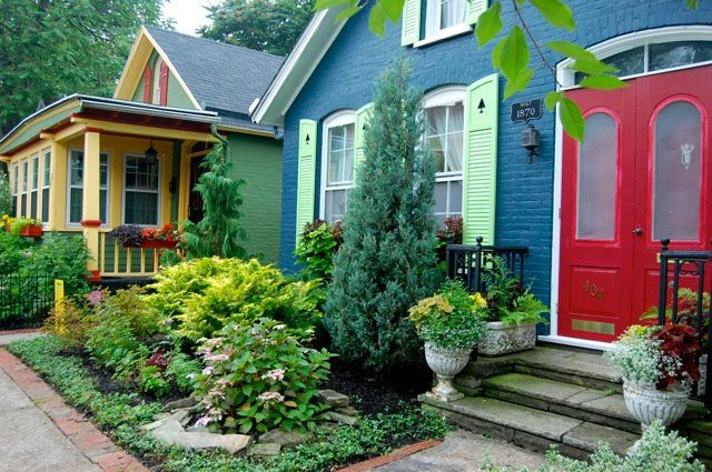 Garden Walk Buffalo Cottage District 5: 127 Best Images About Buffalo, NY On Pinterest