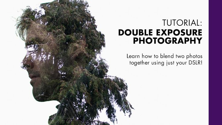 Learn how to blend two photographs together using just ...