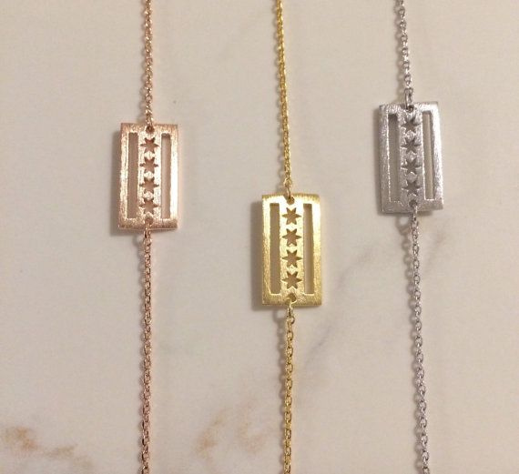 22 best Skyline jewelry images on Pinterest Flags Skyline and Chicago