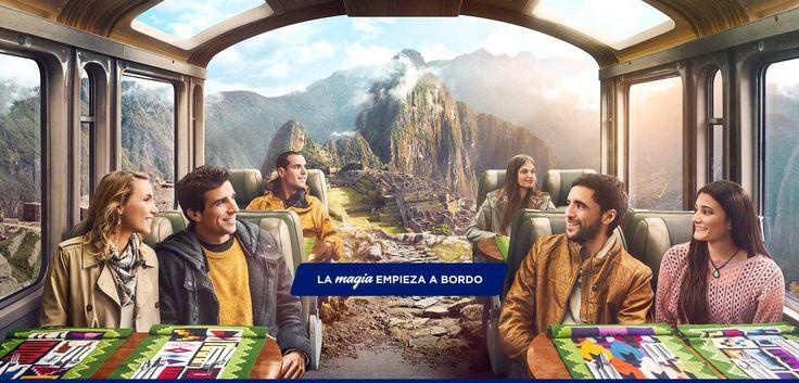 Venta online de boletos de tren a Machu Picchu. Información de horarios, estaciones y trenes a Cusco, Puno y Arequipa.