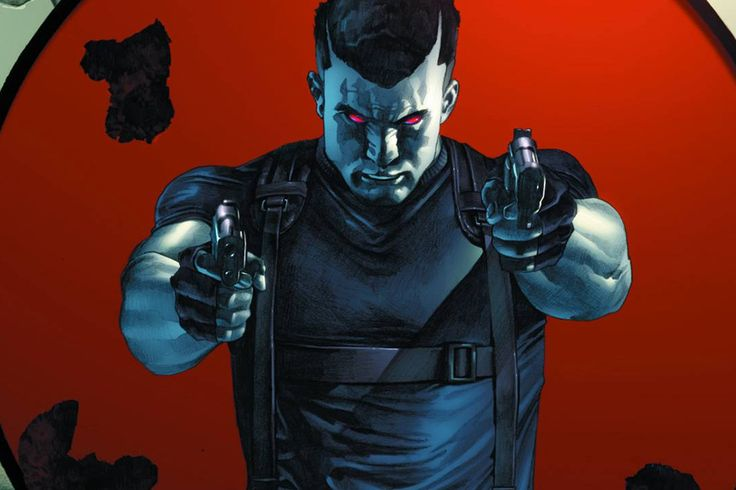 Jared Leto Is in Talks to Play Valiant Comics' Bloodshot in Upcoming Film Adaptation