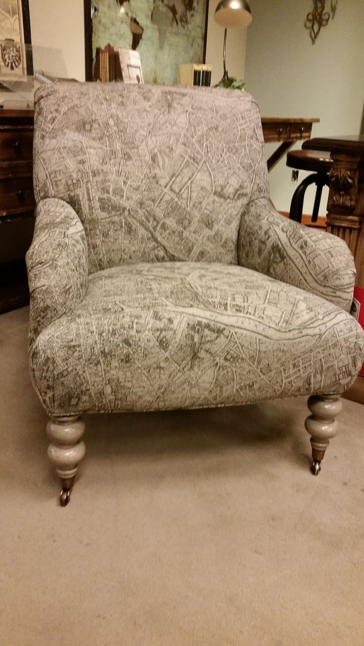 Here Is A Beautiful Accent Chair From Smith Brothers (996 30). This