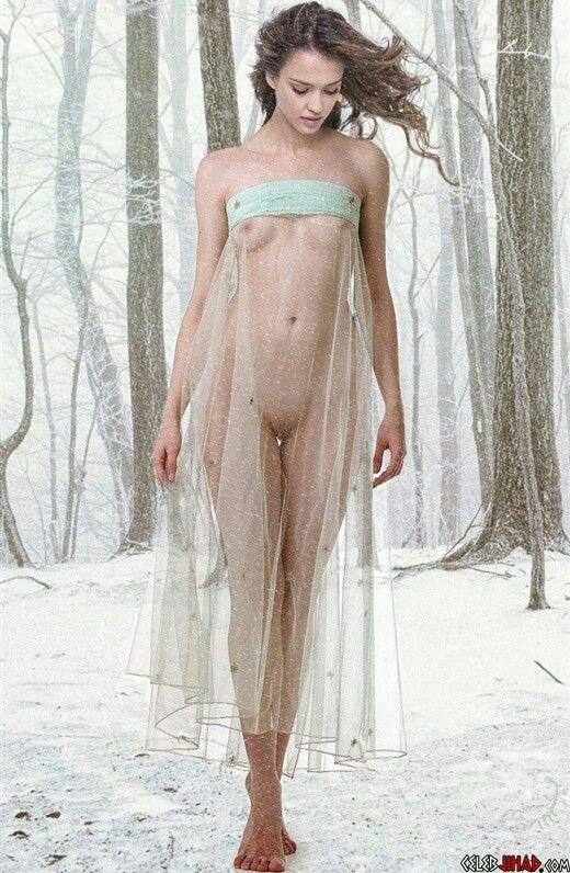 Alba naked celebs video site