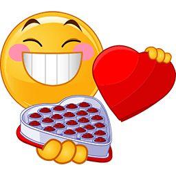 Heart Candy Emoticon