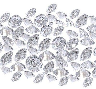 1 carat (1.35 – 1.45 mm) i1/2 clarity g/h color natural loose diamonds online for sale in a lot.