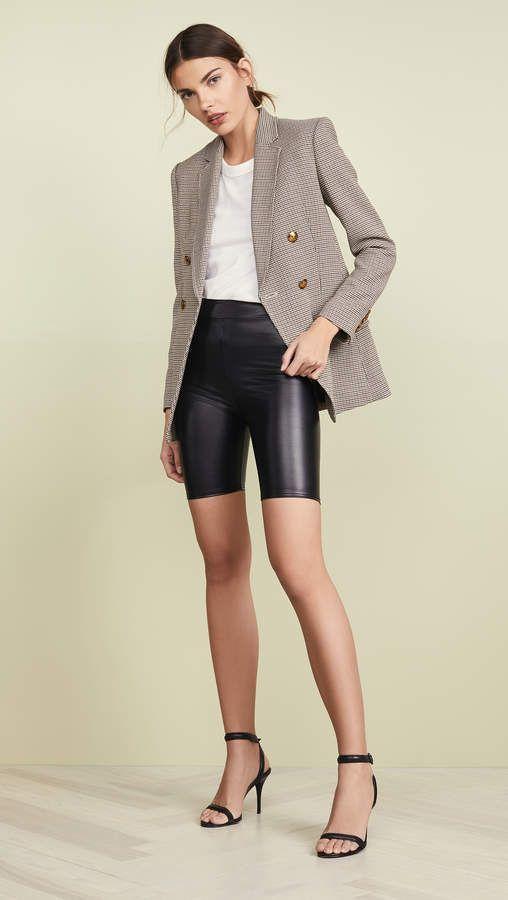 re:named apparel re:named PU Biker Shorts  – Products – #Apparel #Biker #Product…   – Biker Shorts