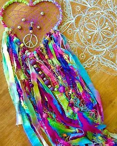Dreamcatcher Bohemian Hippie Nursery Love | eBay