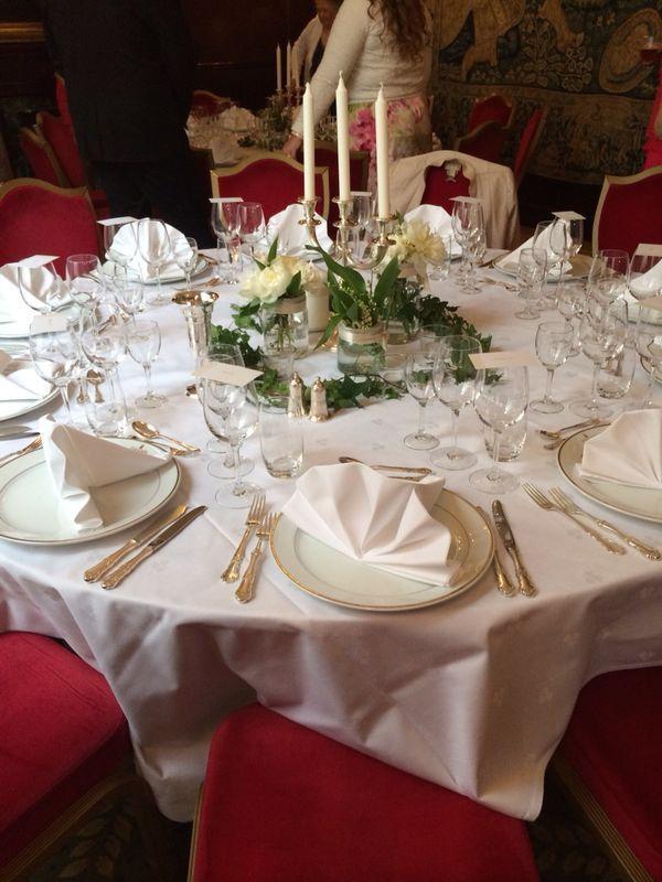 murgröna runda bord bröllop - Sök på Google