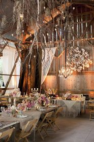 .......Green Villa Barn & Gardens......: Dusty Rose & Champagne Bliss