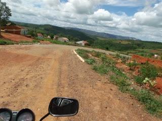 Governo abandona trecho da PE-329 entre Quixaba e Lagoa de Cruz   S1 Noticias