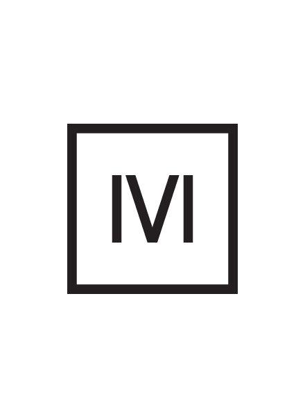 Victor Martínez. Brilliantly simple logo design. #logo #design #logos