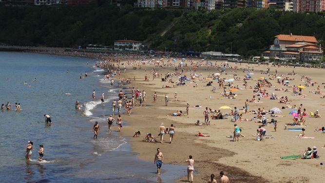 España recibió 36,3 millones de turistas hasta junio, un 11,6% más