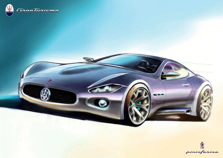 Delicieux Maserati GranTurismo   Pininfarina