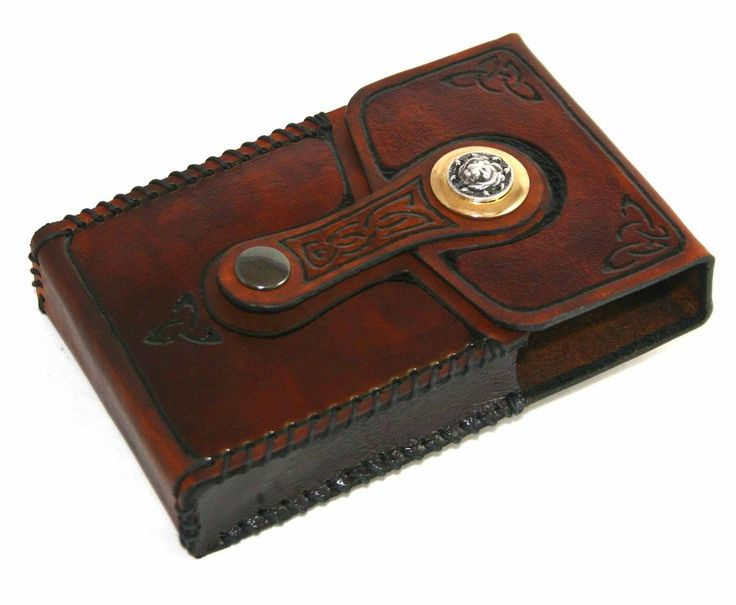 iPhone Leather Belt Case by artdragondream.deviantart.com on @deviantART